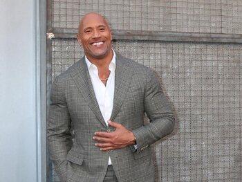 "Dwayne ""The Rock"" Johnson: worstelen"