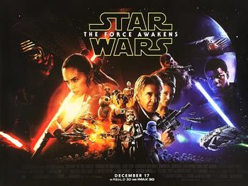 Star Wars, épisode VII - Le Réveil de la Force - 259 millions de dollars