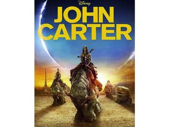 John Carter - 264 millions de dollars