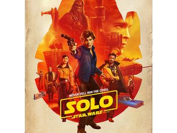 Solo: A Star Wars Story - 275 millions de dollars