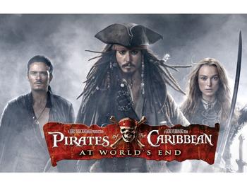 Pirates des Caraïbes : Jusqu'au bout du monde - 300 millions de dollars