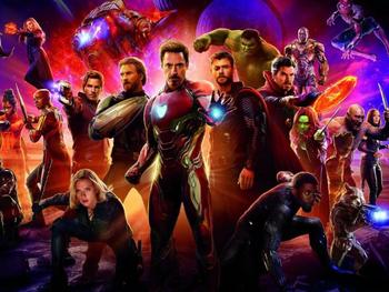 Avengers: Infinity War - 316 millions de dollars