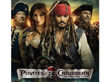 Pirates des Caraïbes: La Fontaine de Jouvence - 379 millions de dollars