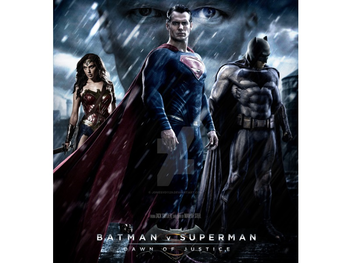 Batman vs Superman: Dawn of Justice - $ 263 miljoen