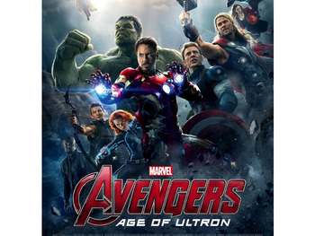 Avengers: Age of Ultron - $ 365 miljoen