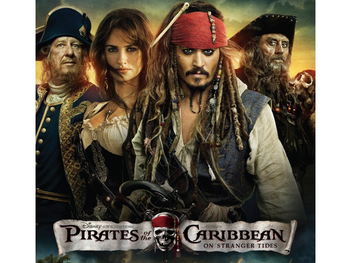 Pirates of the Caribbean : On Stranger Tides - $ 379 miljoen