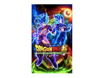 1. Dragon Ball Super: Broly