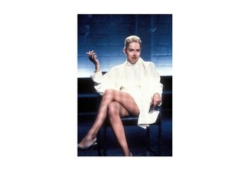 Catherine Tramell – Basic Instinct