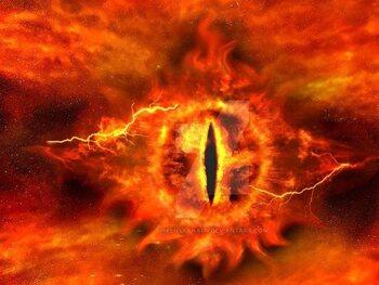 Sauron – Le Seigneur des Anneaux