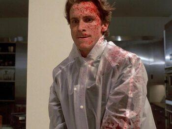 Patrick Bateman - American Psycho
