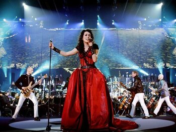 Within Temptation : Hup Holland !