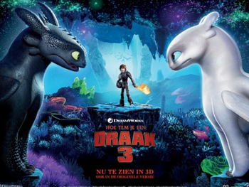 How To Train A Dragon/Hoe tem je een draak