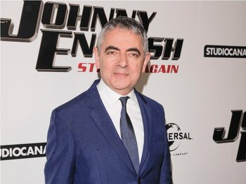 Spion in 'Johnny English'