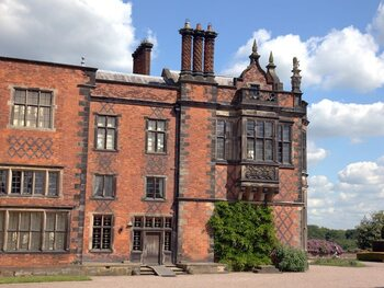 Cheshire : Arley Hall