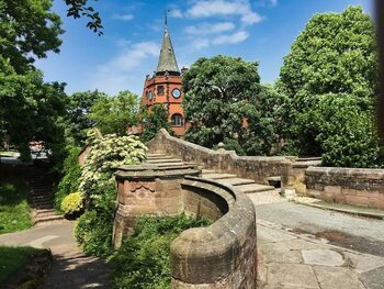 Wirral : Port Sunlight