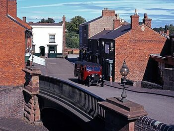 Dudley : Musée Black Country Living
