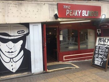Birmingham : The Peaky Blinder Pub