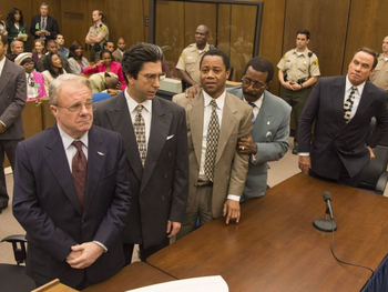 American Crime Story : The People VS O.J. Simpson