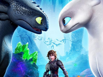 How To Train Your Dragon 3 (Dragons 3: le monde caché)
