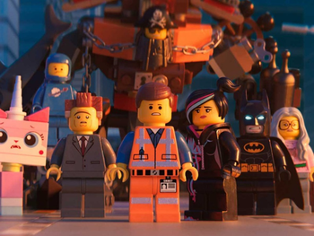 De LEGO Film 2 / The LEGO Movie 2: The Second Part