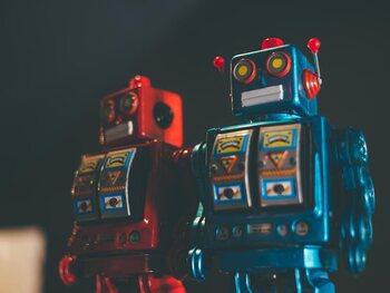 Les mini-robots