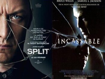 Split, la prolongation d'Incassable