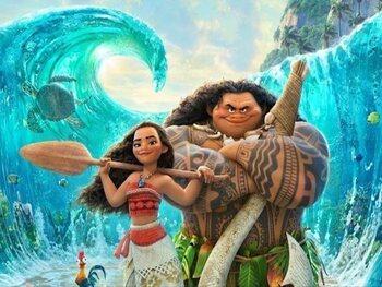 'Finding Nemo' in 'Vaiana'