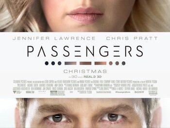 'Passengers': morse die alles onthult