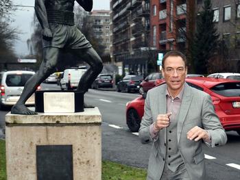 Jean-Claude Van Damme dans « The Expendables 2 »