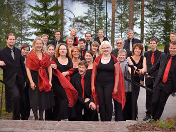 Veel Scandinavische muzikanten