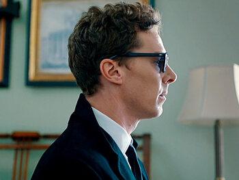 Benedict Cumberbatch is Patrick Melrose