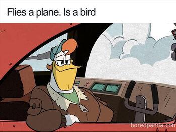 La logique des cartoons