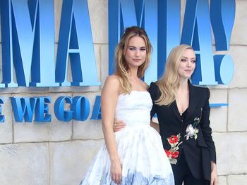 Sophie en Donna in 'Mamma Mia'