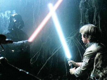 De waarheid over de afkomst van Luke was een geheim