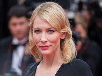 Cate Blanchett appelle à la solidarité aux Golden Globes