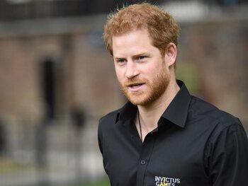 Le Prince Harry soutient Greta aux OnSide Awards