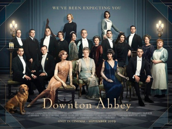 Encore un peu de «Downton Abbey» à l'écran