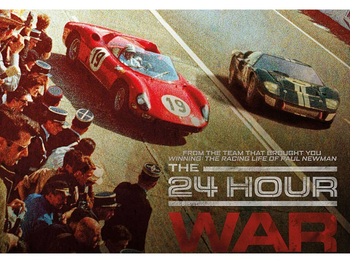 The 24 Hour War