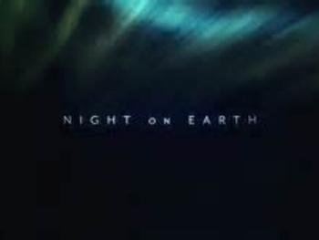 La Terre, la nuit