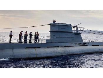 Het is de allereerste Vlaamse duikbootfilm