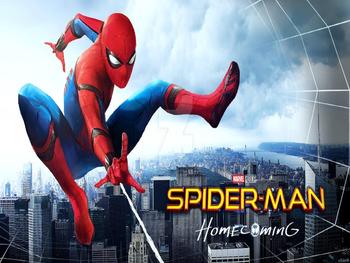 On se fait une toile avec Spiderman?