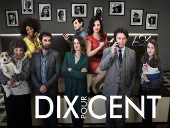 Dix Pour Cent - Saison 4