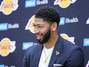Anthony Davis – 27 ans (Los Angeles Lakers)