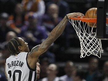 DeMar DeRozan (31 ans) – San Antonio Spurs