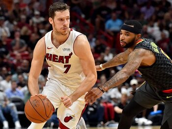 Goran Dragic (34 jaar) - Miami Heat