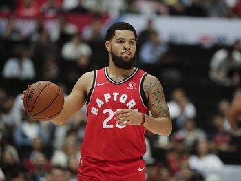 Fred VanVleet (26 jaar) - Toronto Raptors