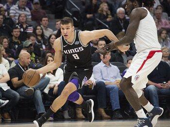 Bogdan Bodganovic (28 jaar) - Sacramento Kings