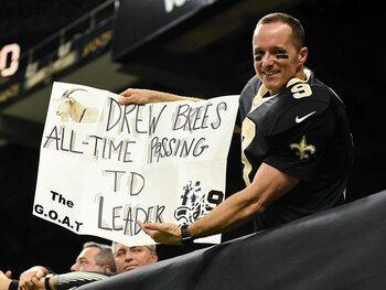 Drew Brees (41 jaar - New Orleans Saints)