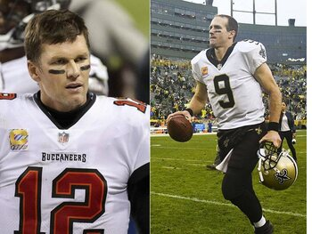 Tampa Bay Buccaneers - New Orleans Saints