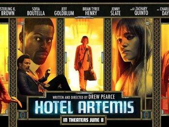 « Hotel Artemis »